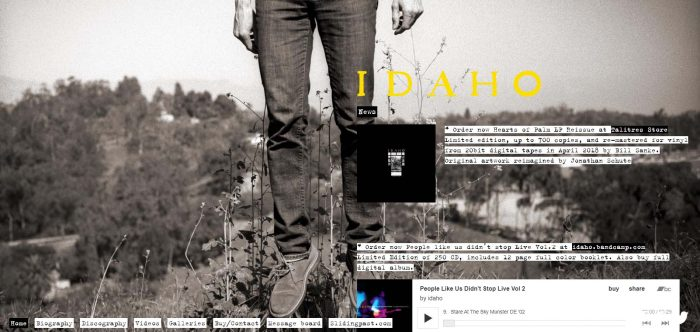 Idaho Music