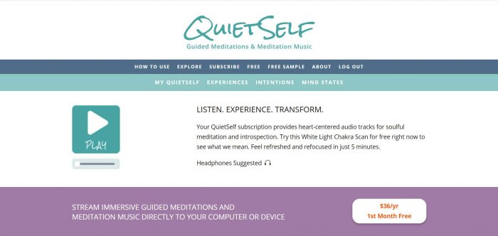 QuietSelf